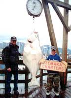 A halibut heavyweight