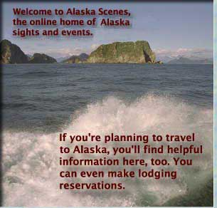 Alaska travel glaciers wildlife lodging accommodations information